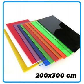 Renkli Pleksi Levha (200x300 cm)