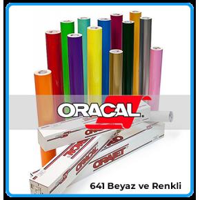 Oracal 641 Kesim Folyosu (126x50 m)