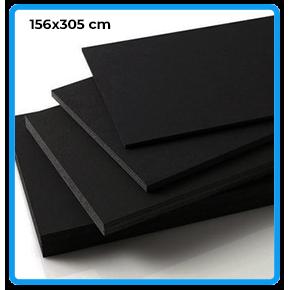 Siyah Dekota Levha (156x305 cm)