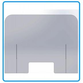 Pleksi Koruma Paneli Şeffaf (3.8 mm)
